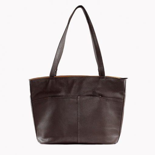 Bolsa de cuero para mujeres/ bolso de piel para mujer/ bolso elegante de piel/ cartera de piel para mujer/ Cartera de cuero para mujer/ Bolso elegante de piel